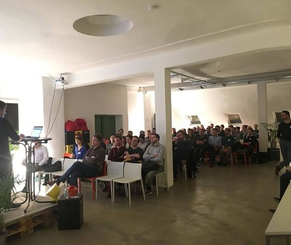 Nürnberg Blockchain Meetup